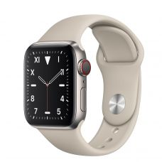 Apple Watch Titanium 40mm with Sport Band