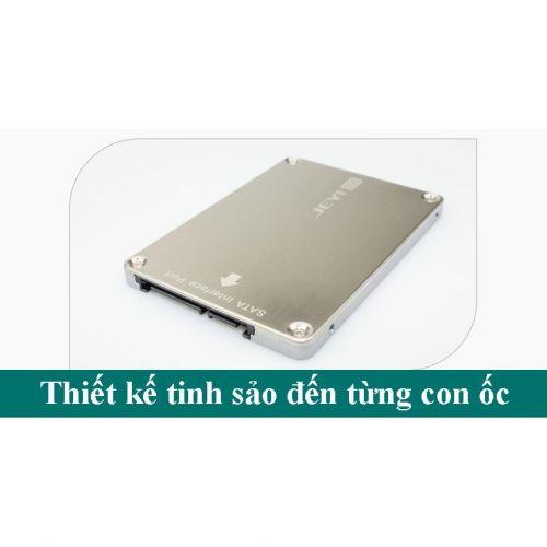 "Box SSD MSATA To SATA 3 HDD (Laptop) 2.5"""
