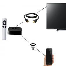 Các bước chiếu màn hình iPhone lên tivi qua AirPlay